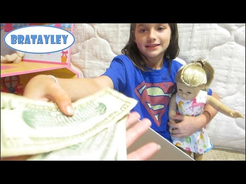 Buying An American Girl Doll With My Own Money (WK 187.2)   Bratayley