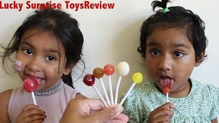 Pre-School Toddler Learn Colors & Finger Family Song with Lollipop Ishfi & Alice