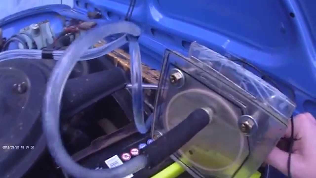 Водородная установка своими руками фото