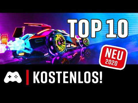 TOP 10 ► MEHR neue kostenlose Spiele 2020 - Free2play Games