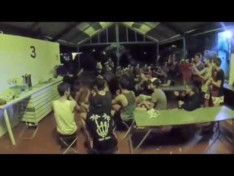 Emmanuel College Rock to Reef trip 2014