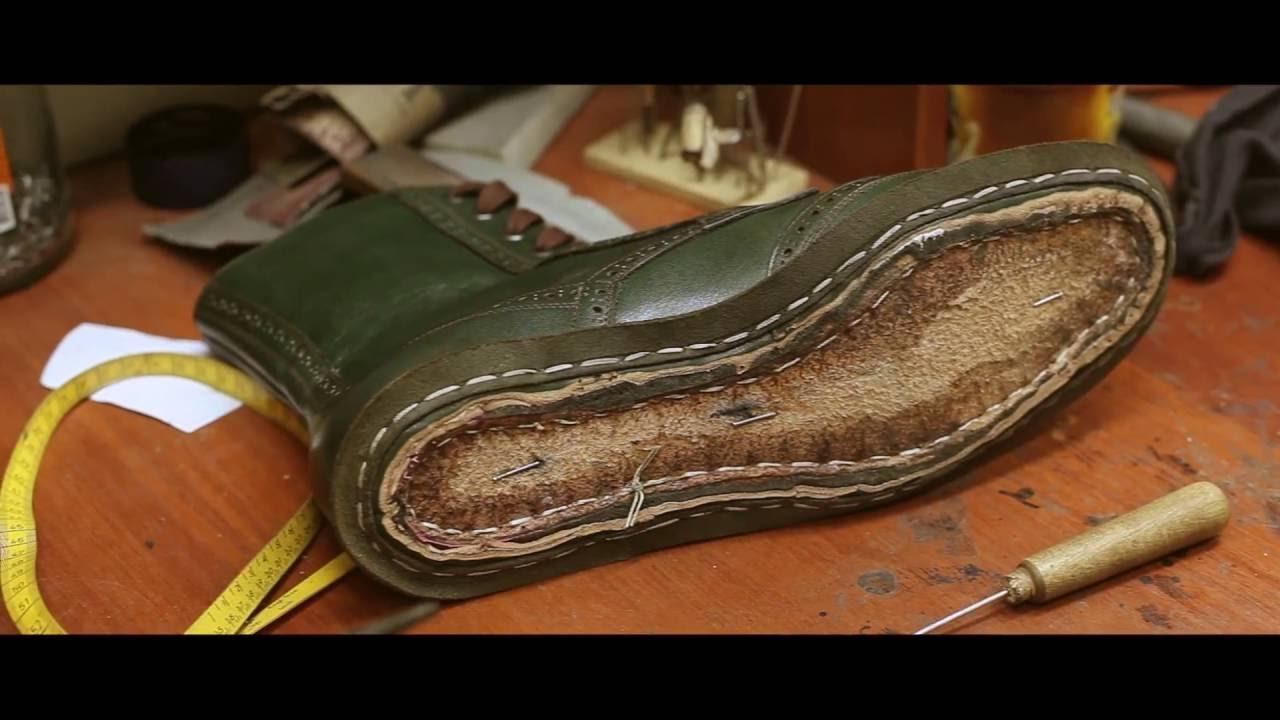Обувь ручной работы своими руками 39