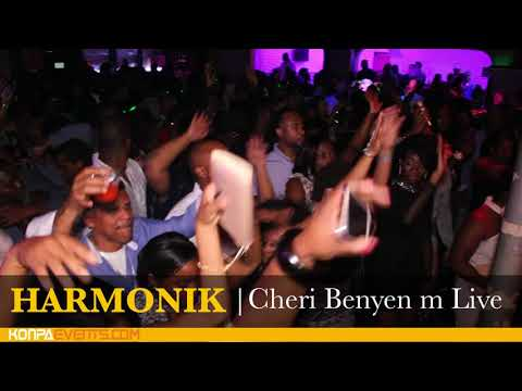 HARMONIK - Cheri Benyen m Live Video Performance @ Hollywood Live