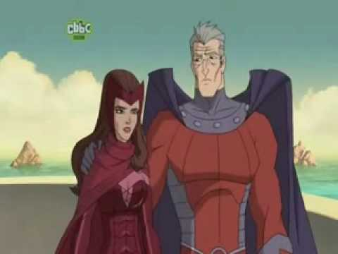 Wanda's Expresses her uncomfort about Gambit Being on Genosha
