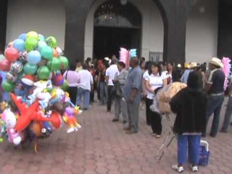 Fiesta Chupicuaro Guanajuato 2011- Parte 1