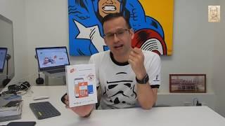 Unboxing Clip Plus - Recibe Pagos con Tarjetas de Crédito y Debito Simple