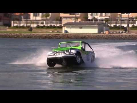 WaterCar Panther - The Most Fun Vehicle on the Planet! - www.WaterCar.com
