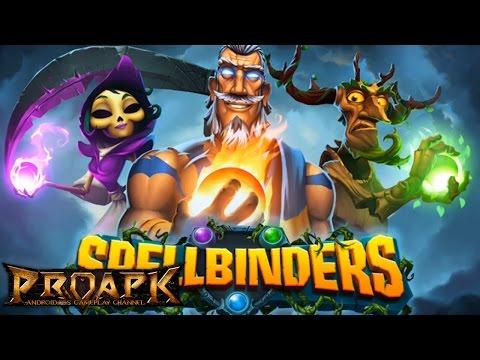 Spellbinders Gameplay iOS / Android