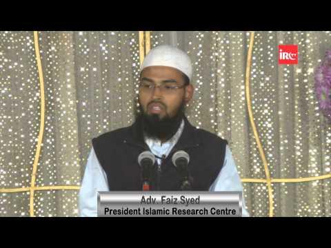 Qayamat Qayam Nahi Hogi Jab Tak Log Fahasshi Ko Alal Elan Karege By Adv. Faiz Syed video