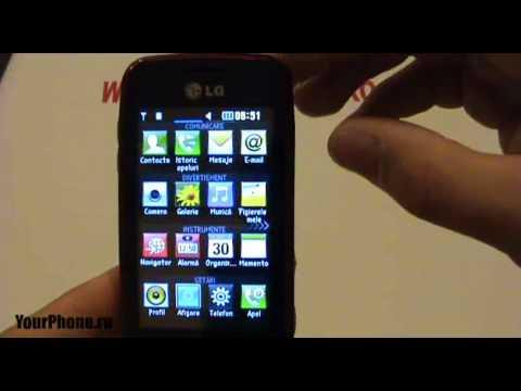 Prezentare LG GS290 Cookie Fresh. Detalii la http://lg.yourphone.ro/Detalii-LG-GS290+Cookie+Fresh.html.