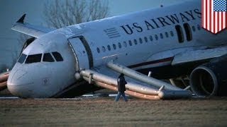 US Airways plane \