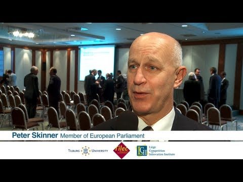 MEP Peter Skinner on Deterring EU Competition Law Infringements. INTERVIEW
