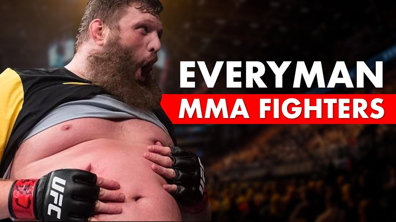 10 Everyman UFC/MMA Fighters