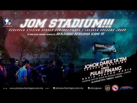 LIVE : JDT vs Pulau Pinang