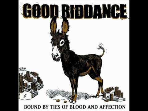 Good Riddance - Saccharine