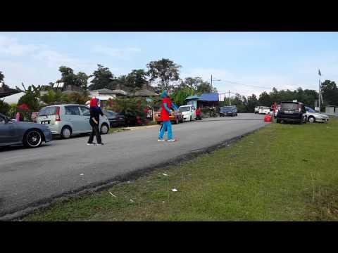 Senamrobik Rikmas Tarian 1 Malaysia.mp4 video