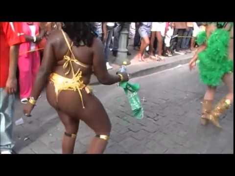 Big Booty, Dancing Girls, Mapouka Sxm St Maarten Carnival 2015,  Judith Roumou, video