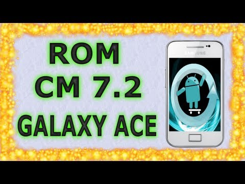 Rom CyanogenMod7 RC2 para Galaxy Ace s5830m/i/c/t/39i (Pocos bugs)   Android Evolution