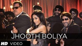 Jolly L L B - Jolly LLB Jhooth Boliya Full Video Song || Arshad Warsi, Amrita Rao, Boman Irani
