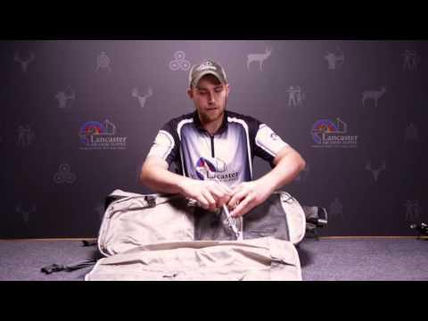 Easton Elite Recurve Backpack Review at LancasterArchery.com