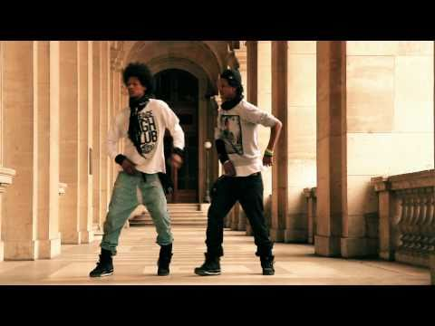 Ca Blaze & Lil' Beast (Les Twins) Tutorial Part 1/4 | YAK FILMS