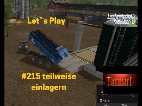 LS17 Winterberg Tiere und mehr Let`s Play #215 teilweise einlagern