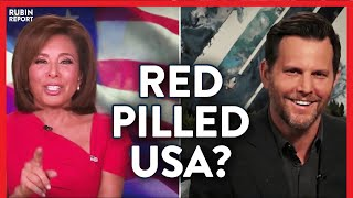 Are Lockdowns Making Americans Take The Red Pill? Dave Rubin Responds | POLITICS | Rubin Report