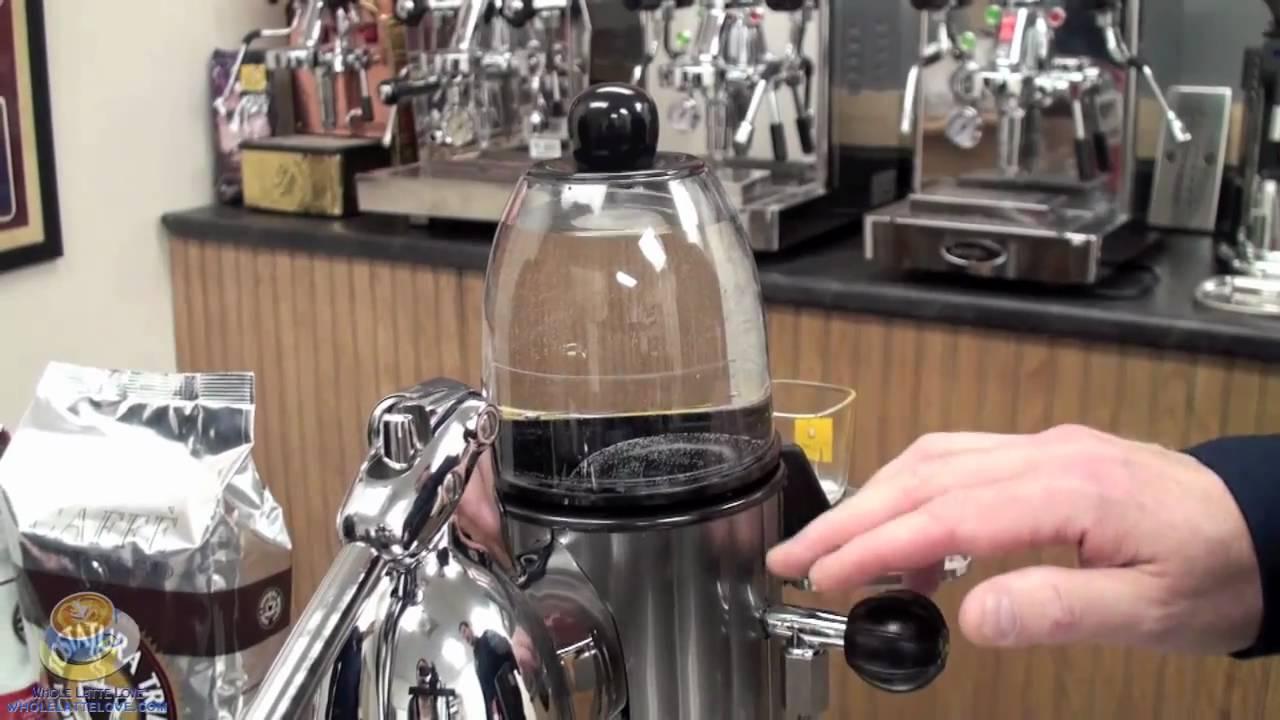 achille espresso machine