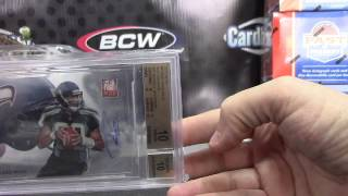 BJBox's 2013 Helmet & Super Football 2 Box Break