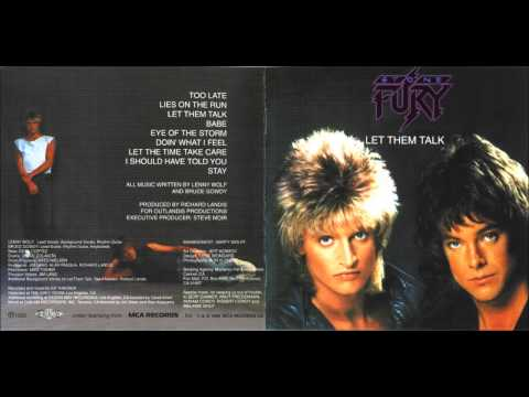 Stone Fury - Let Them Talk