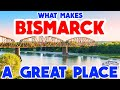 BISMARCK, NORTH DAKOTA - The TOP 10 Places you NEED to see!
