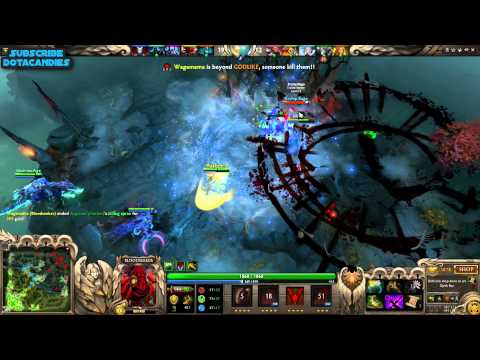 @WagaGaming 7100+ MMR Bloodseeker Gameplay Dota 2