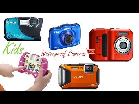 top 5 best waterproof cameras for kids best rugged