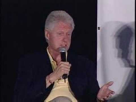 A Conversation with President Bill Clinton (2006)