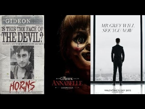 Trailer Thursdays: Horns, Annabelle, Fifty Shades Of Grey