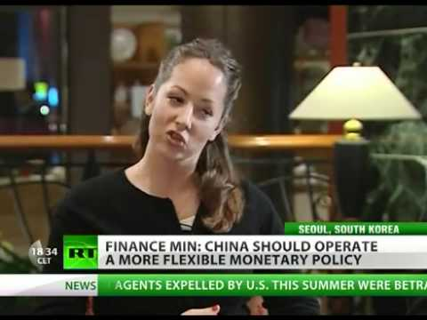 Money Talks : Anissa Naouai interviews Russia's Finance Minister
