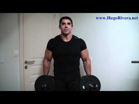 Biceps Workout: 7-Min Biceps Workout with Dumbbells at Home Image 1