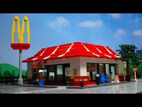 Lego McDonald's Fail