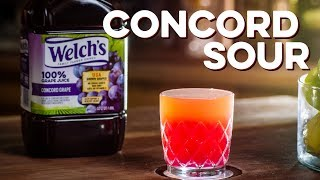 Welch's Concord Sour | How To Drink
