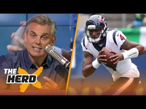 Colin Cowherd's 2018 AFC South preseason predictions   NFL   THE HERD