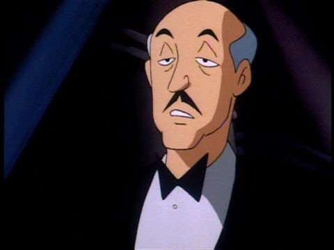 Top 10 Alfred Pennyworth Moments (batman The Animated Series   Justice League) video