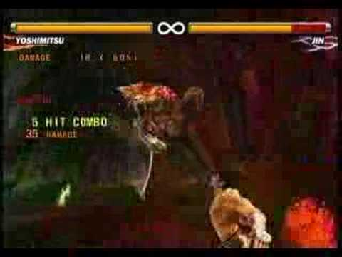 Tekken 5 (yoshimitsu Combo Exhibition 1) video