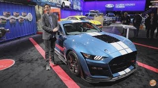 Top 10 Must-See Things at the 2019 Detroit Auto Show (NAIAS)