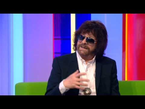 Jeff Lynne ELO BBC The One Show 2014