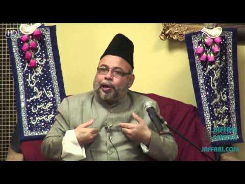 Maulana Sadiq Hasan Majlis 5 1434 Jashn e Wiladat Bibi Fatema Zehra SA