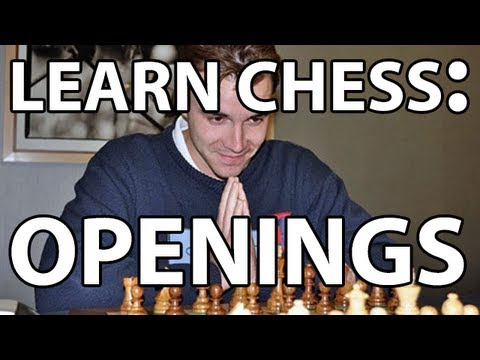0 - Chess Video | Everything You Need to Know About Chess: The Opening! - Chess & Mind Games