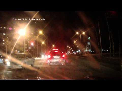 ДТП Сургут 31.10.2012