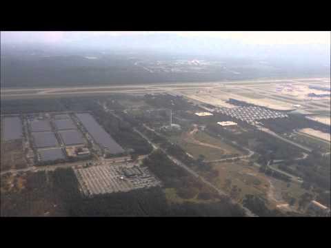 Malaysia Airlines Flight Report- MH135 Kuala Lumpur to Brisbane