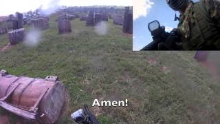 New Magfed paintball series