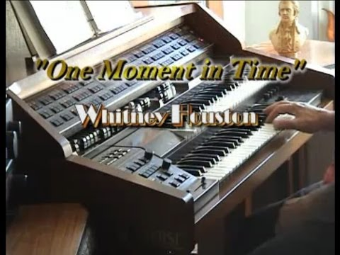 One Moment in Time Op Wersi WEGA CD600 Orgel